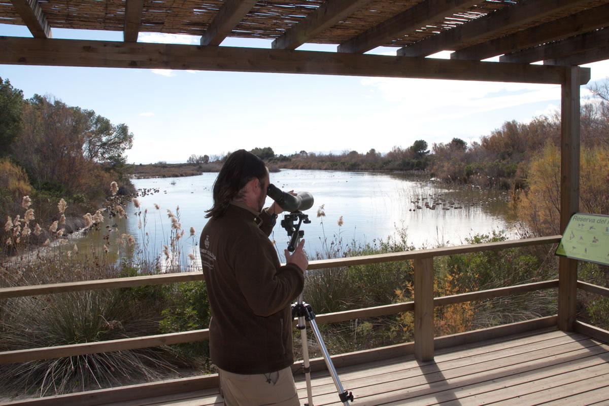 Conservación de espacios naturales protegidos