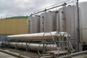 Instalación de Higienización de Fango Edar (Logroño - La Rioja)
