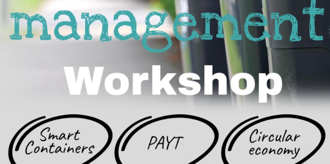 """Organización y participación en el Workshop """" IoT-based MSW management"""" en Bruselas""""."""
