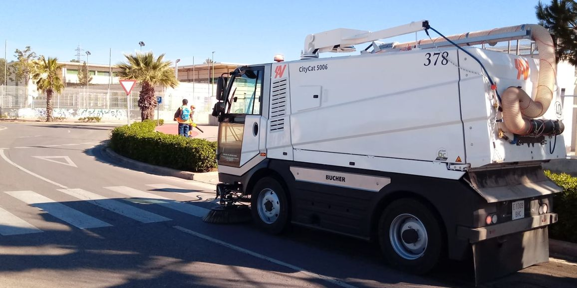 New cleaning and waste collection contract in the municipality of Pobla de Vallbona.